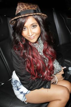 I want ombre hair for the fall... just not sure what colour yet!