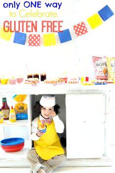 Celebrate your parties with #glutenfree fun jojoandeloise.com