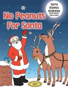 In time for the upcoming holiday season. On Christmas Eve, Olivia's mother shares a magical secret with her...just like Olivia, Santa has food allergies as well! Peanuts and tree nuts are on the naughty list!