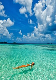 British Virgin Islands, this needs to be me!