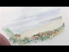 DVD - Quick and Clever Watercolour Pencils with Charles Evans - YouTube