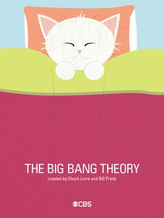 Love this Big Bang Theory poster!