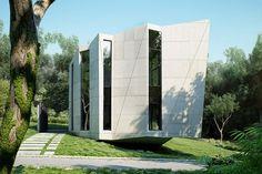 STARH architects: edge house