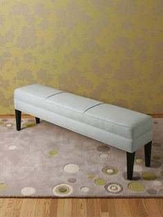 Bench for bedroom.