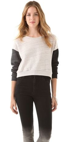(Limited Supply) Click Image Above: Cheap Monday Terumi Sweatshirt
