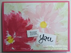 Stampin' Up! Work of Art by jactop - Cards and Paper Crafts at Splitcoaststampers