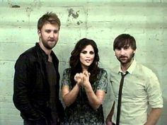 Lady Antebellum encourages fans to support Musicians On Call