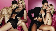 #Rihanna / #KateMoss V Magazine Spring 2013