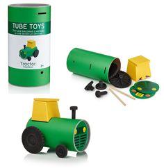 Tube toys.