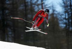 Downhill Alpine Skiing
