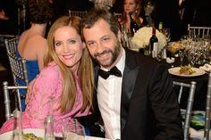 Leslie and Judd at Critics' Choice Awards.