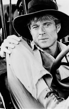 Robert Redford for Out of Africa (1985)