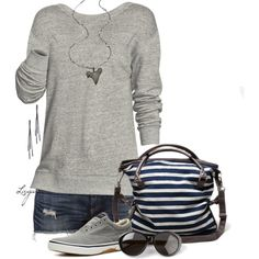 """Salty Air"" by lagu on Polyvore"