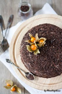 Самые вкусные рецепты: Торт Жозефина