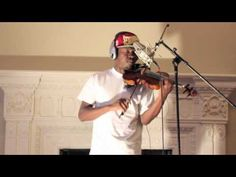 "Usher - ""Climax"" violin cover by The Mad Violinist. He's incredible."