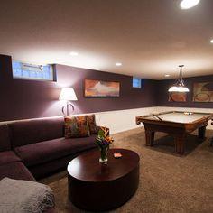 room decorating ideas on a budget contemporary basement design
