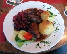 Sauerbraten comida tipica alemanha