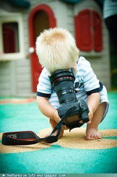 Baby photog