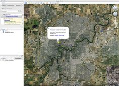 Love the idea of using Google Earth to scout locations