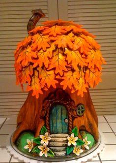Fall Inspiration: 10 Incredible Fall Cake Ideas