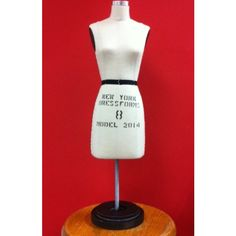 New York Dress Form - Half Scale, was $249.00 , now $189.00