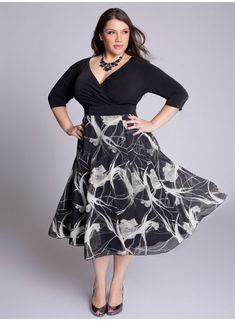 sexy!! Kelly Dress in Black