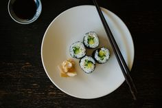 Vegan Sushi, a recipe on Food52