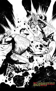 supercouples powerful comic book romances