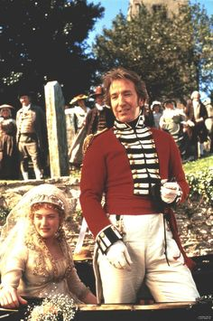 Marianne and Colonel Brandon marry, Sense and Sensibility, 1996