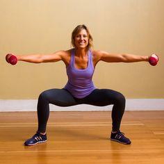 Inner Thigh Exercises.