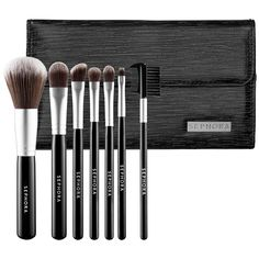 SEPHORA COLLECTION Luxe Anti-Bacterial Brush Set #Giftopia #Sephora #gifts #holiday2013