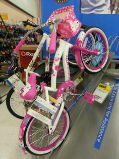 Hello Kitty bike!