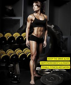 The Ultimate Female Fitness Motivation article