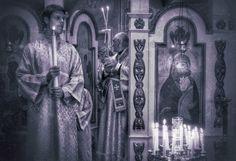 [+]Aaroneous Monk[+]: The Divine Liturgy