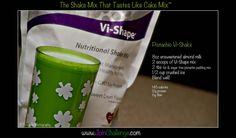 Pistachio Body by Vi shake. Also great around St. Patrick's Day!