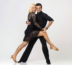 Dancing With The Stars - Season 14 - Martina Navratilova and Tony Dovolani