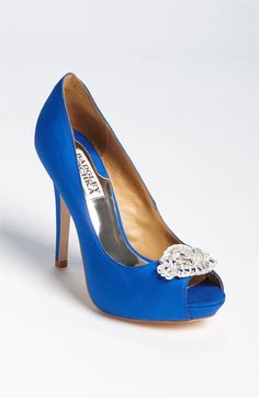 Badgley Mischka 'Goodie' Pump available at #Nordstrom