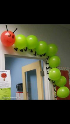 Idea Hungry Caterpillar themed kids party! #Kids #Birthday #Party