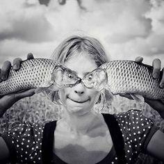 Ojos de pez