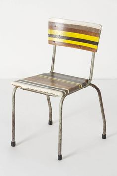 Artista Lesson Chair, Stripes