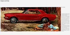 Mustang T5 1967