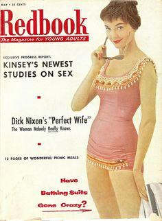 redbook magazine may 1956