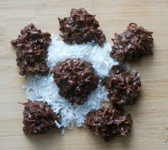 365 Days of Baking and More: Chocolate Coconut Cookies