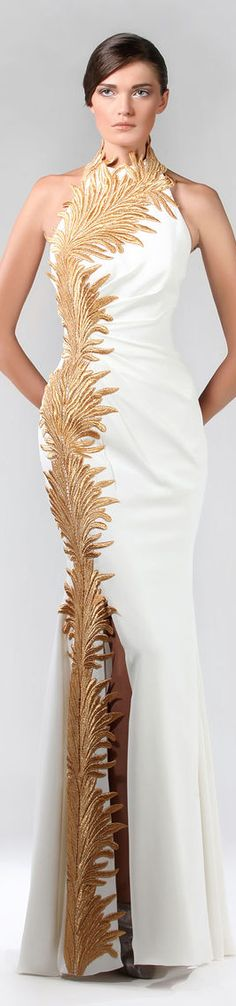 Tony Ward Couture Summer 2013 @}-,-;--