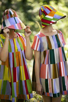 2 |Marimekko -- loveeee the colors , want the hat and dress