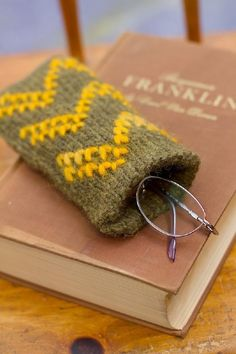 Knitting pattern for