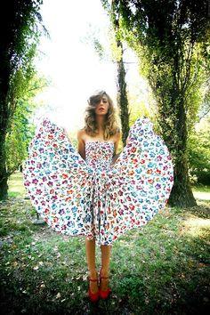 Shop this look on Kaleidoscope (dress, pumps)  http://kalei.do/WGOLWPbqhFOMjvXM