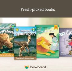 Have your kids tried the Bookboard App?