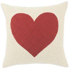Heart Pillow.