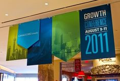 Canaccord Genuity 2011 Growth Conference – Hanging Lobby Signage